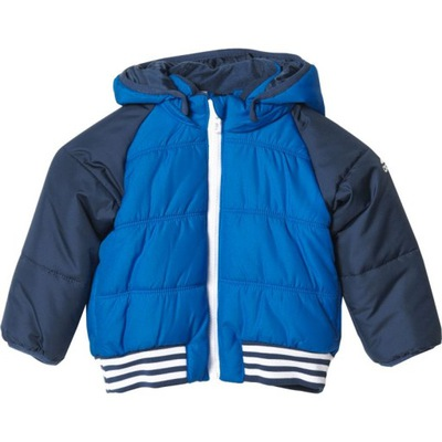 Kurtka ADIDAS Synthetic Boys JR CW1133 140 cm