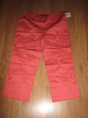 Wyprzedaż-Nowe Spodnie dżinsowe duży rozm.42