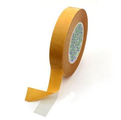 лента двусторонняя нетканый материал 25 ММ X 50 МБ каучук