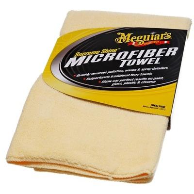 Meguiars Supreme Shine Microfiber Towel Ręcznik