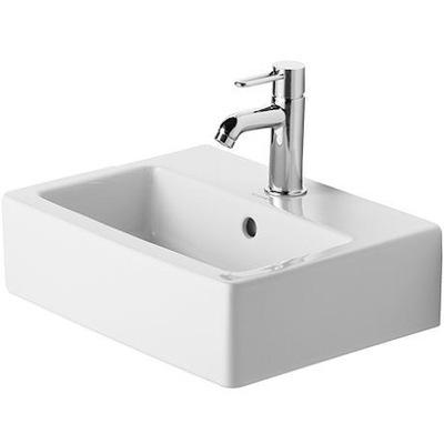 Umývadlo Duravit Vero Malé nástenné umývadlo 45x35 cm