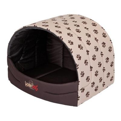 Buda dla Psa, Domek - budka Hobbydog - R4 60x49x42