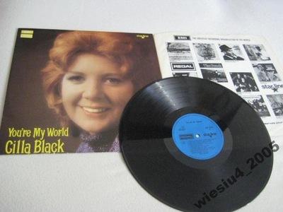 Cilla Black - You're My World   /UK/