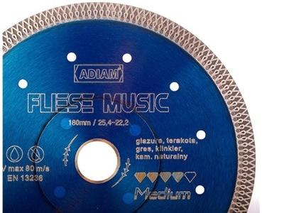 Rezací kotúč - ADIAM FLIESE MUSIC 200mm DIAMOND PREMIUM