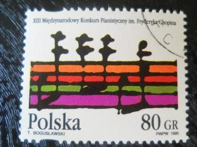 Polska - Fi. 3412- Konkurs Chopinowski - kasowane