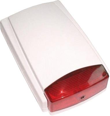 Сирена-Оповещатель Внешний MR-300R-24В LED