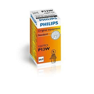 Żarówka Philips P13W Vision +30% więcej światła