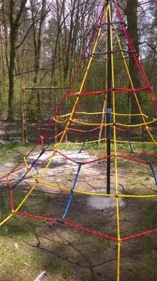 Príslušenstvo pre detské ihriska - detské ihrisko horolezecké opice lezenie