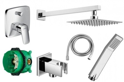 Sprcha - HANSGROHE LOGIS CONCEALED KIT + tiene 20