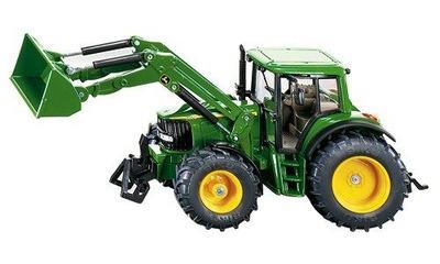 SIKU 3652 Traktor John Deere z ładowarką 1:32