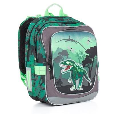 23ac0be73c592 Dwukomorowy plecak szkolny Topgal koparka CHI 877 7497249070 ...