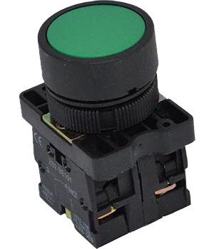 Tlačidlo v miestnosti EA35-zelená - VÝMENA