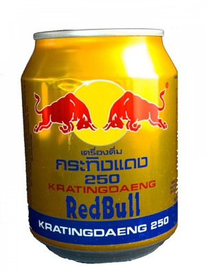 Напиток Red Bull 250 мл Krating Daeng