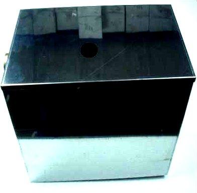 Otvorené nádoby z nehrdzavejúcej ocele 20 litrov 053
