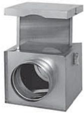 Filter IZOLOVANÝ komín turbíny 125 mm/AN1 DARCO