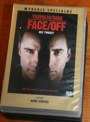 BEZ TWARZY   DVD