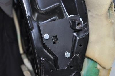 VW T5 podłokietnik uchwyt, mocowanie do fotela