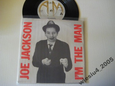 Joe Jackson - I'm The Man   SP /UK/