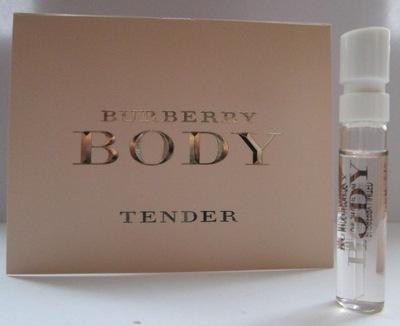 Burberry BODY  TENDER EDT