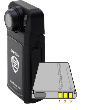 Bateria Do Rejestratora Prestigio Roadrunner 505 7756361827 Oficjalne Archiwum Allegro