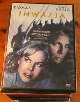 INWAZJA   DVD