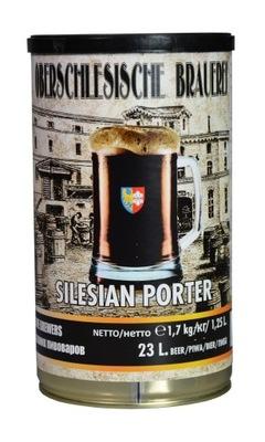 23L пиво SILESIAN ПОРТЕР + дрожжи пивоварение