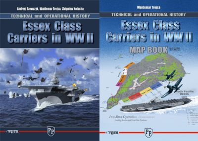 Essex Class Carriers in WWII - ТРОИЦА