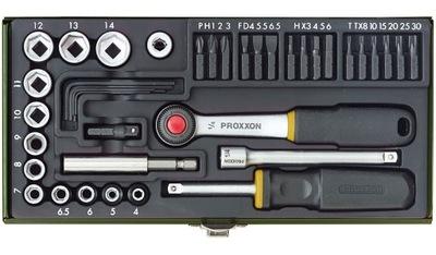PROXXON 23070 Nástrčný kľúč Bits CRV Fv