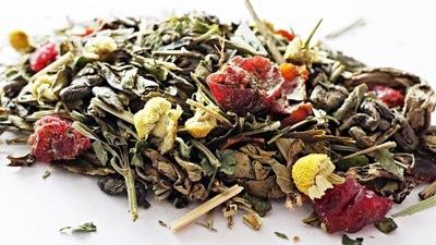 PORANNE OCZYSZCZENIE 100g herbata ziołowa POKRZYWA