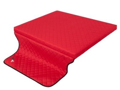 R1 MATERAC łóżko KANAPA psa do BAGAŻNIKA 90x70 cm