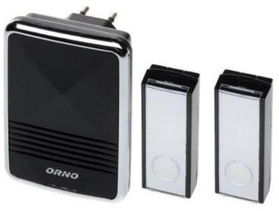 Zvonenie wi-fi pripojenie 230 V ALEBO-113+ 2 dve tlačidlo