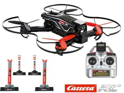 RC CARRERA Quadrocopter Závod Helikoptéra 2.4 GHz PRZESZK