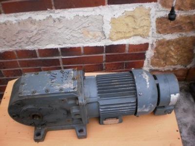 motoreduktor 30 obr silnik elektryczny 0,6 kw hamu