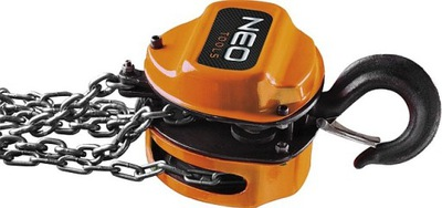 Navijak - NEO CHAIN ​​WINCH 2T LIFTING WINCH