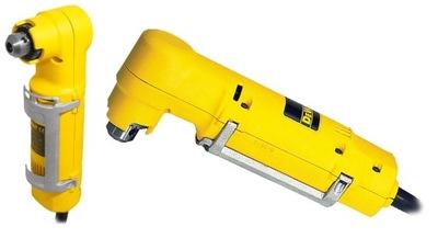 Vŕtačka, vrták - DeWALT D21160 uhlová vŕtačka 350W 10mm ROBO-KOP