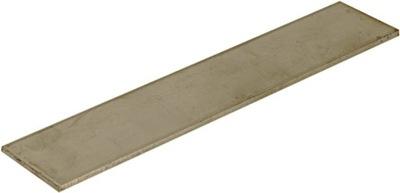 PLOCHOU z nerezovej ocele, nehrdzavejúcej ocele, 50x5 - 50 cm LACNÉ!