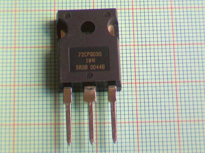[STcs] 72CPQ030 dioda Schottky 30V 70A Uf&#x3D0,43V