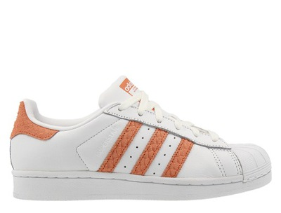 a58e3f3e Buty Adidas SUPERSTAR CG5462 Koralowe Sneakersy 37 - 7700189375 ...