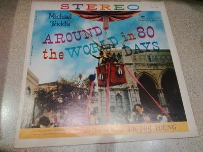 MICHAEL TODD - AROUND THE WORLD - NEAR MINT USA