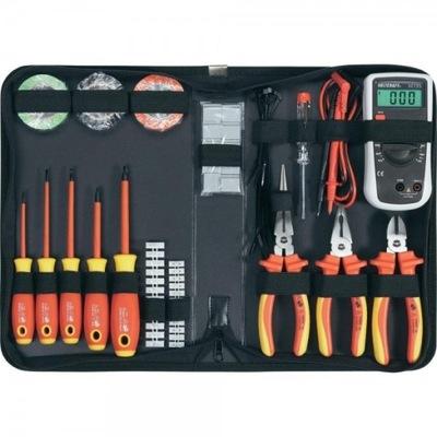 Sada nástrojov - Toolkit pre elektrikára Toolcraft Nemecko
