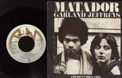 GARLAND JEFFREYS -MATADOR -AMERICAN BOY & GIRL
