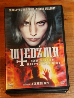 WIEDŹMA       DVD
