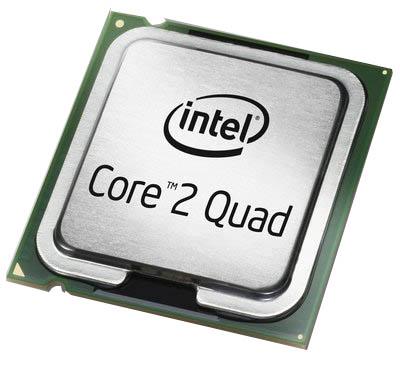 Intel Core2Quad Q6600 (2,40GHz/8M/1066)