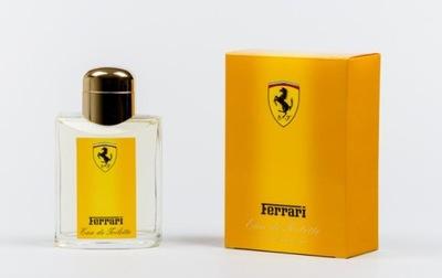 Ferrari Yellow woda toaletowa 125 ml spray