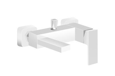 PRÍVESOK svetlo na Stenu VANE Mixér vstupným zariadením, sprchovacím kútom