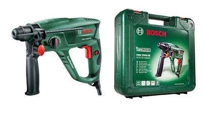 строительный перфоратор Bosch PBH 2500 RE, 600 вт 1 ,9J