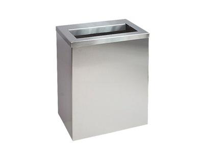 Odpadkový koš - Kosz na śmieci STRANG-PRO ze stali nierdzewnej 25L