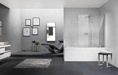 Sprchové dvere - NOVELLINI Vaňová obrazovka YOUNG 2.0 1BSV 120x150