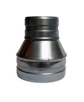 Zníženie 150/70 hadice spiro kapota ventilátor
