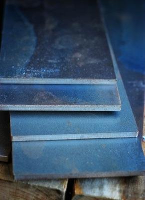 сталь NWC~1 .2419~5мм 100mmx500mm Knifemaking